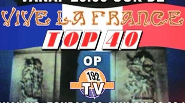 192TV zet Franse chansons in de schijnwerper