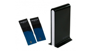 SmartWi SmartWi II: Cardsharing zonder draden