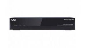 SAB Sky 4700 HD : Goed, en goedkoper kan niet!