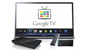 Sony NSZ-GS7 met Google TV: Valse start Google TV