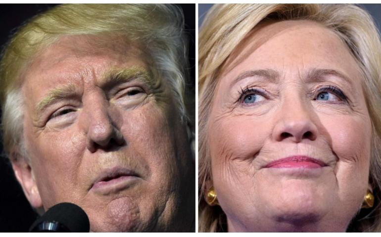 Debat Clinton Trump live op RTL Z en NPO 1