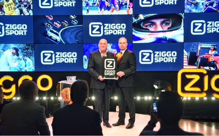 Ziggo tevreden over sportzender Ziggo Sport
