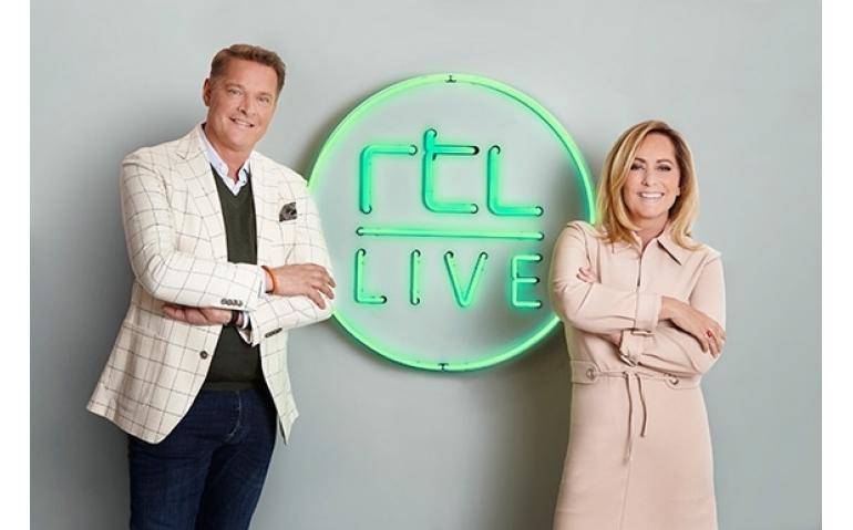 Vijf uur show herleeft met RTL Live