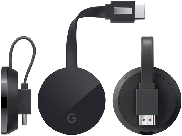 Chromecast Ultra vanaf november te koop