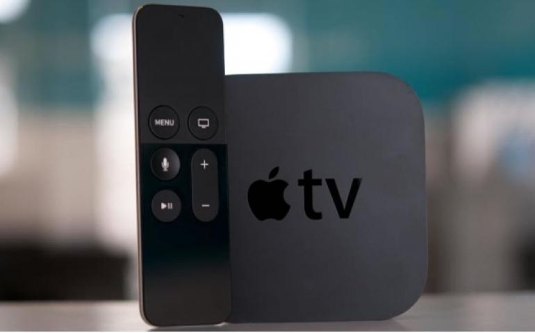 Apple stopt verkoop mediaspeler Apple TV 3