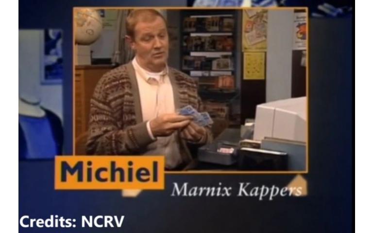 Acteur Marnix Kappers overleden