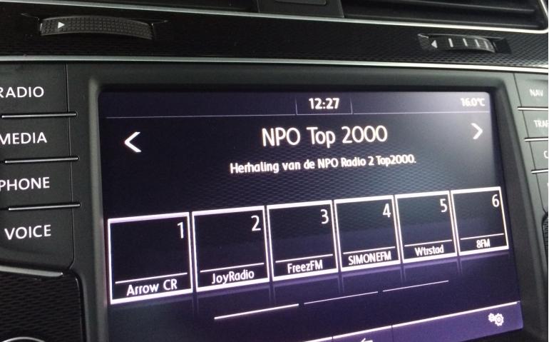 Zeventig procent Nederlanders luistert in 2023 digitaal