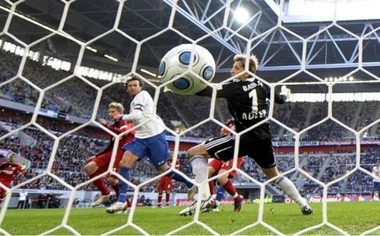 Duits voetbal via satelliet in Ultra HD