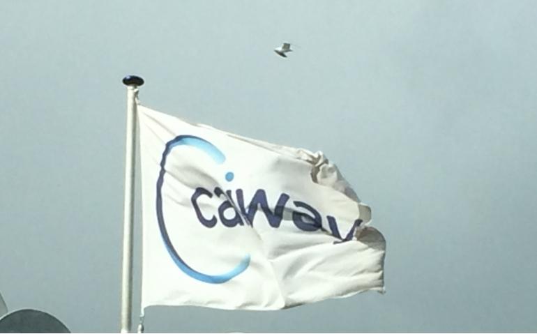 Hardnekkige storing bij Caiway