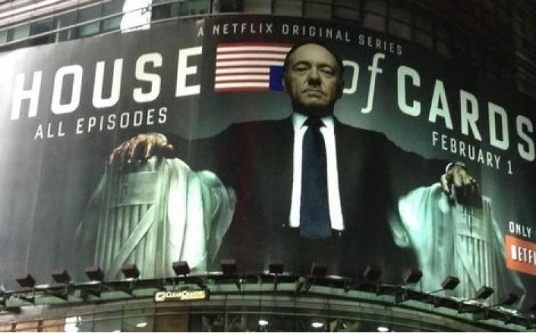 Netflix gaat meer investeren in eigen series en nieuw content