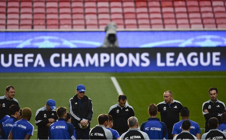 Champions League-voetbal op Veronica en Ziggo Sport