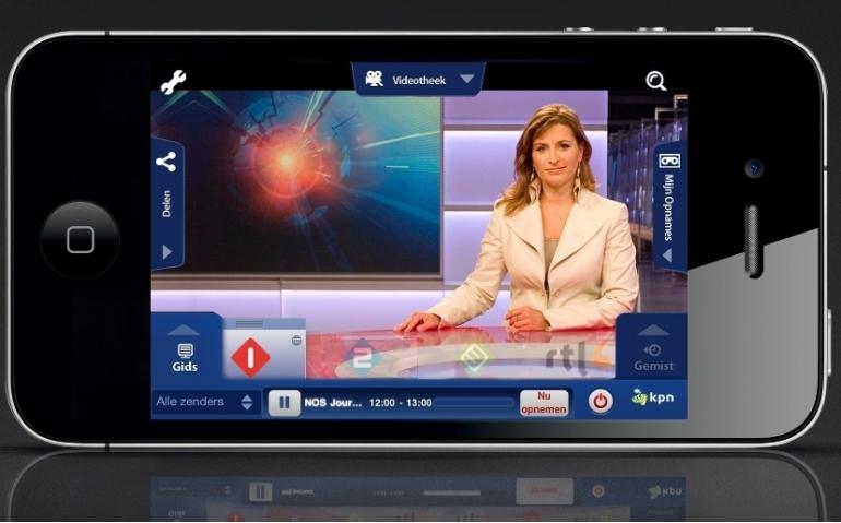KPN breidt zenderaanbod Interactieve TV Online uit