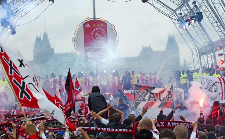 Voetbalklassieker Feyenoord – Ajax gratis bij Caiway