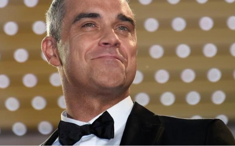 Robbie Williams als exclusieve content KPN Presenteert