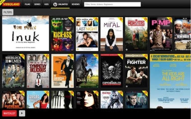 Films en series kijken Videoland zonder internet wordt mogelijk