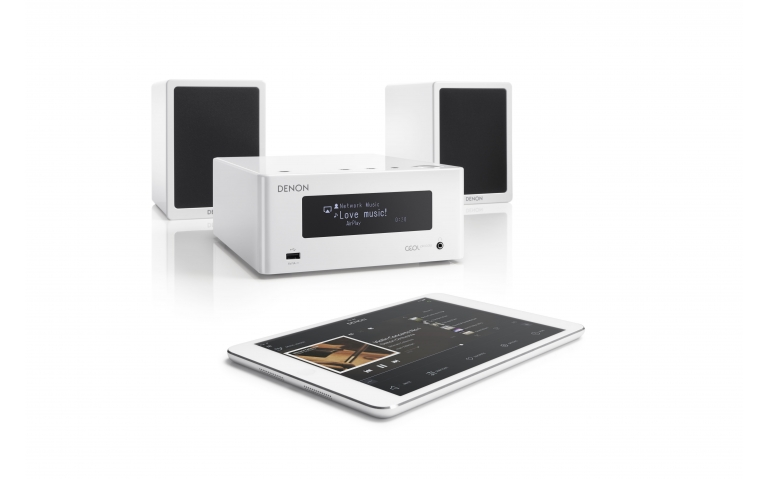 Getest in Totaal TV: Denon CEOL N9 connected audioset