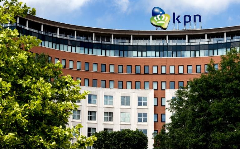 Blijvende klantengroei KPN Interactieve TV