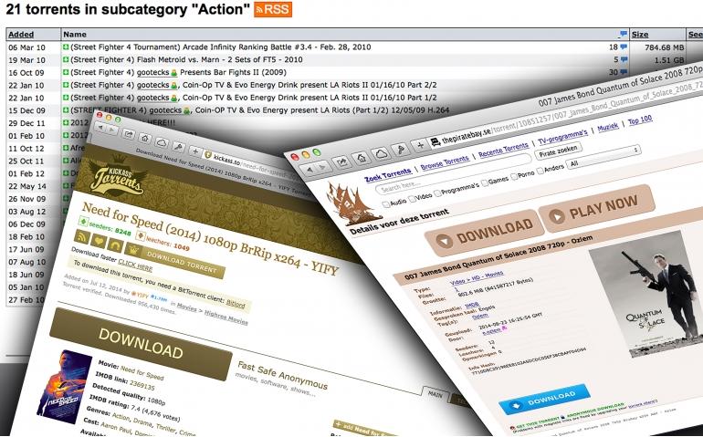 Blokkering The Pirate Bay door Ziggo voor Europese hof