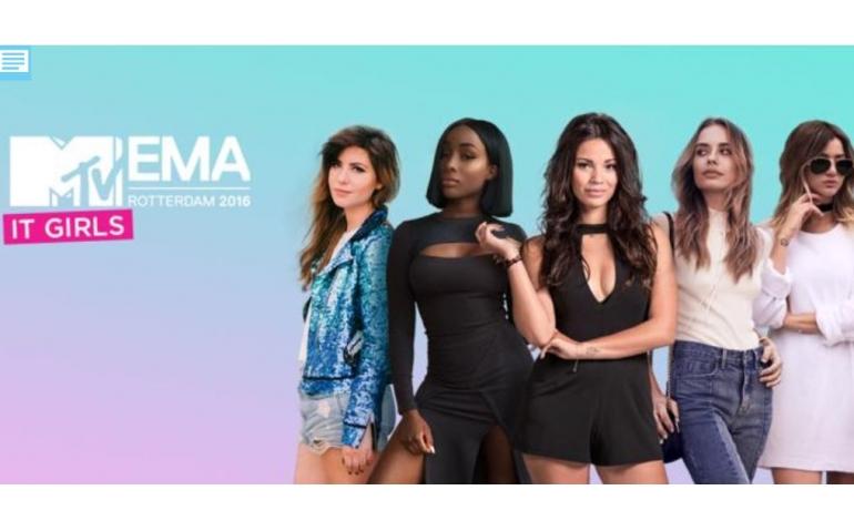 MTV pakt groots uit met EMA Awards vanuit Rotterdam