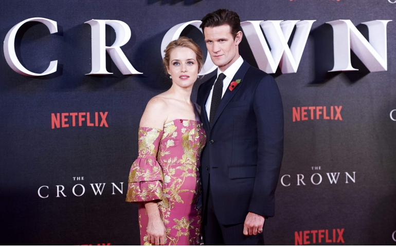 Eerste seizoen The Crown in Ultra HD bij Netflix