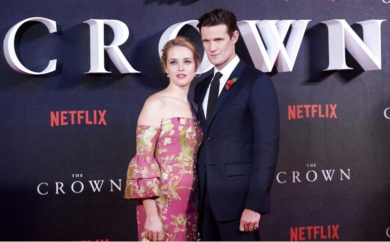 Eerste seizoen The Crown in Ultra HD bij Netflix