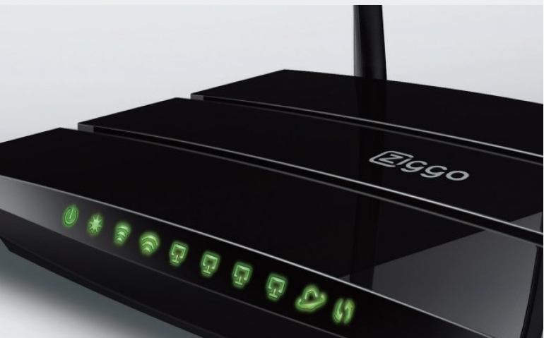 Ziggo ziet aantal internetklanten stijgen