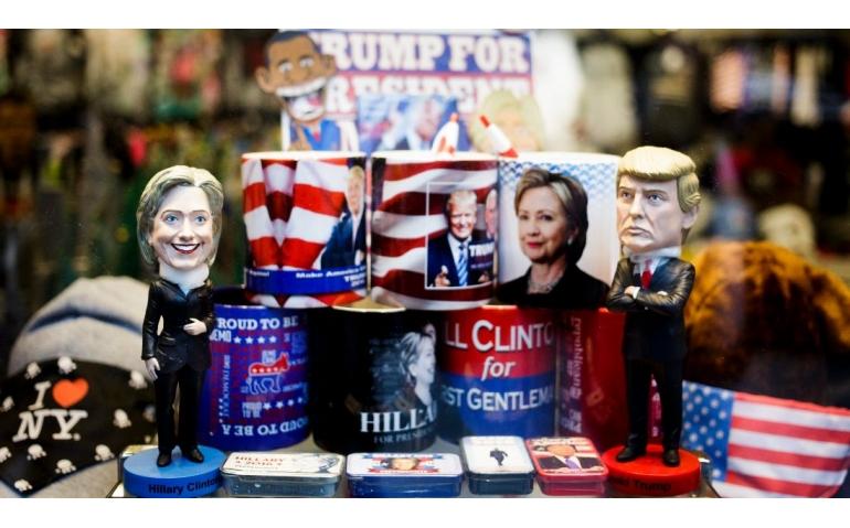 Amerikaanse verkiezingen op NPO en Amerikaanse nieuwszenders