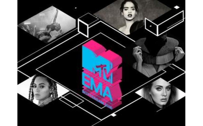 Beyoncé en Bieber favorieten bij MTV Awards in Rotterdam
