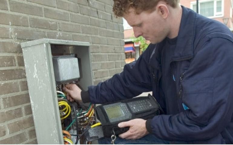 Ziggo stelt werkzaamheden kabelnetwerk uit