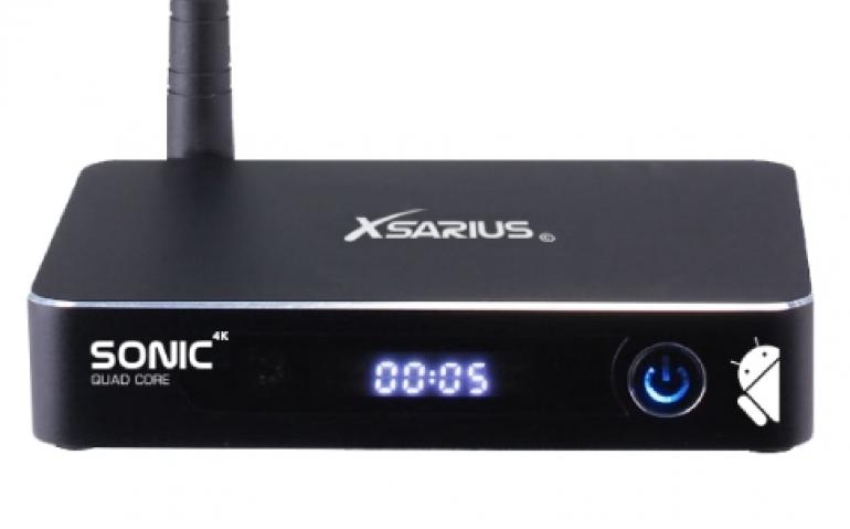 Getest in Totaal TV: Xsarius Sonic 4K mediaspeler met Android en Kodi