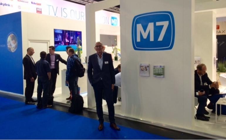 M7 Group verhuist Franstalige kanalen TeleSAT naar Hotbird-satelliet
