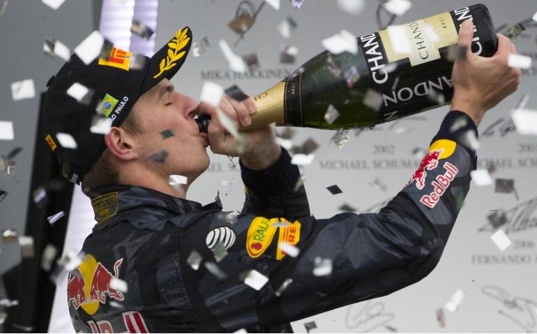 Fenomenale Max Verstappen trekt 1,3 miljoen kijkers naar Ziggo Sport