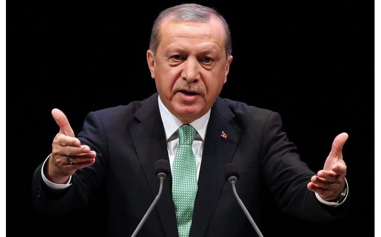 Erdogan opent Engelstalig nieuwskanaal TRT World