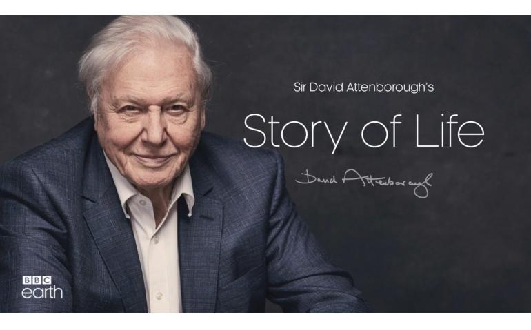 BBC Story of Life app beschikbaar