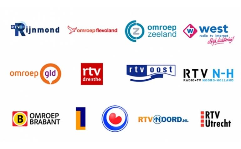 Reginale omroepen Noordoost-Nederland werken samen