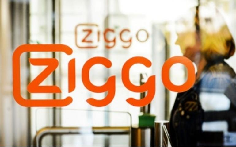 Ziggo ziet omzet uit tv-diensten groeien