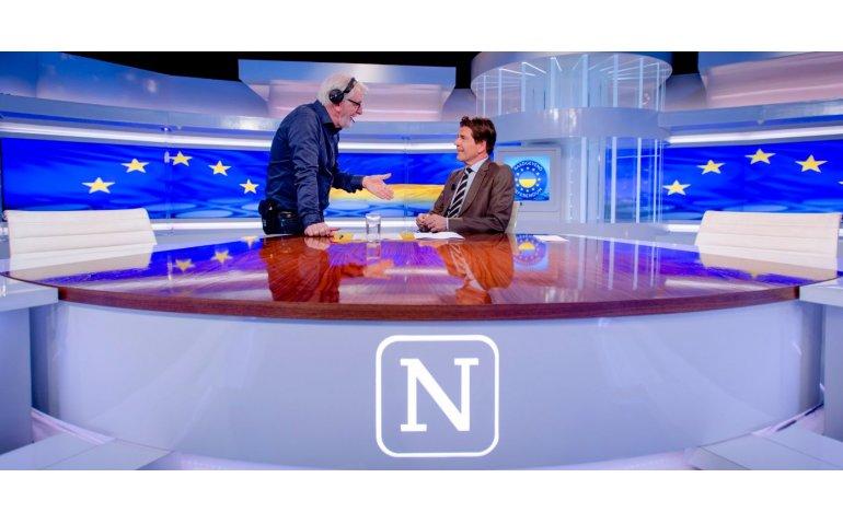 Nieuwe studio Journaal en Nieuwsuur