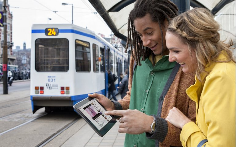 KPN introduceert KPN Interactieve TV-app op tablet