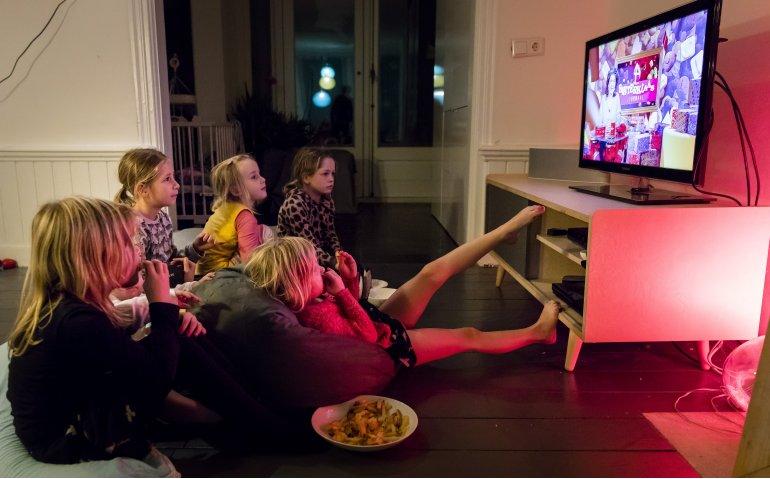 KPN krimpt en Ziggo groeit op tv-markt