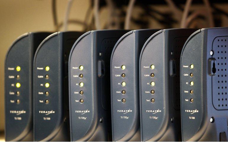 Meer internet via kabel en glasvezel