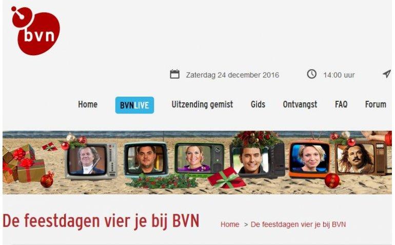 Nieuwe overeenkomst uitzendingen VRT via BVN