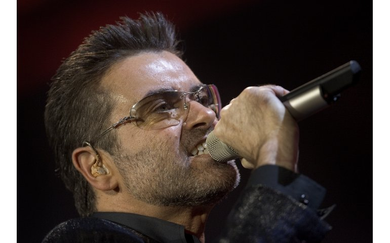 Popster George Michael overleden