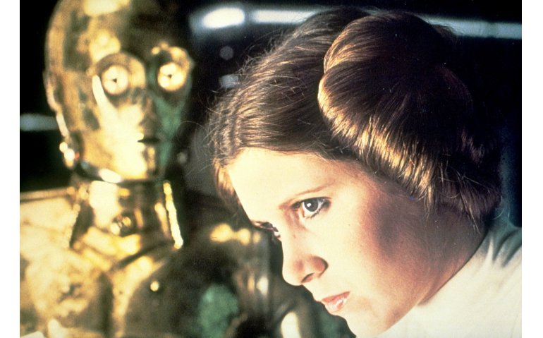 (Update) Starwars-actrice Carrie Fisher overleden