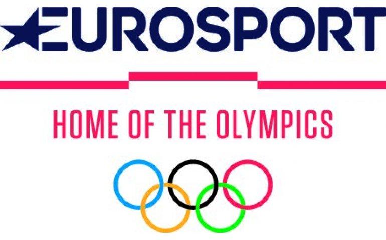 Eurosport home of Olympics vanaf 1 januari