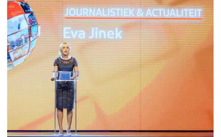 Eva Jinek eindelijk terug met talkshow