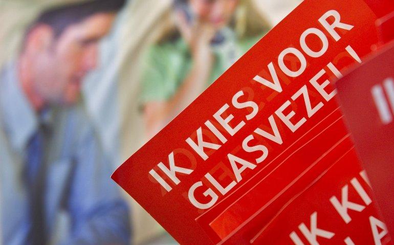 KPN kiest ook in 2017 voor koperdraad in plaats van glasvezel