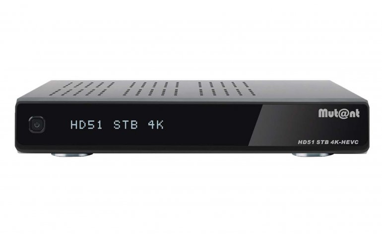 Getest in Totaal TV: prijsbrekende Ultra HD decoder Mutant HD51