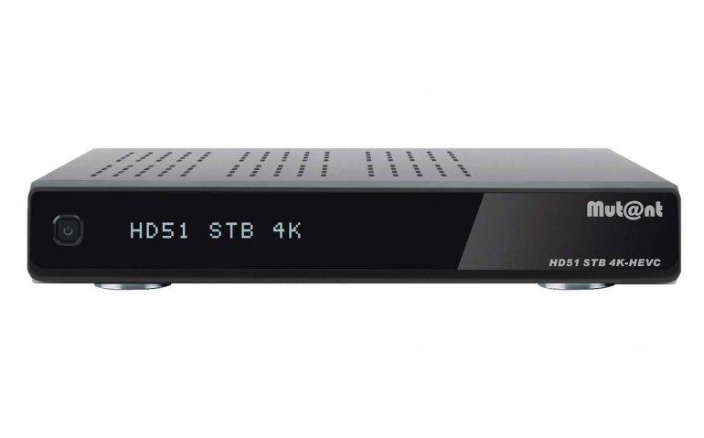 Getest in Totaal TV: prijsbrekende Ultra HD decoder Mutant HD51