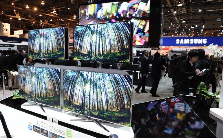 Samsung vernieuwt televisies met QLED