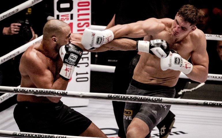 Mogelijk snel vervolg kickboksstrijd Badr Hari en Rico Verhoeven